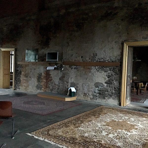 Schloss Dahlen sál